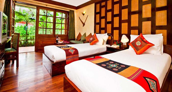 Phòng Victoria Sapa Resort & Spa