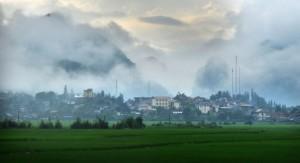 Thị trấn Mường Khương