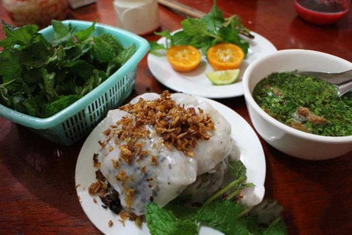 Bánh cuốn Sapa Lào Cai