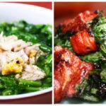 Đi du lịch Sapa thưởng thức món ăn từ rau cải mèo