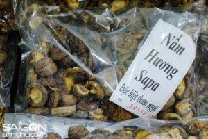 Đặc sản nấm hương Sapa