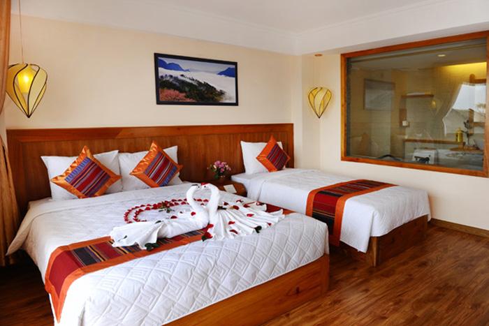 Phòng khách sạn Sapa Panorama