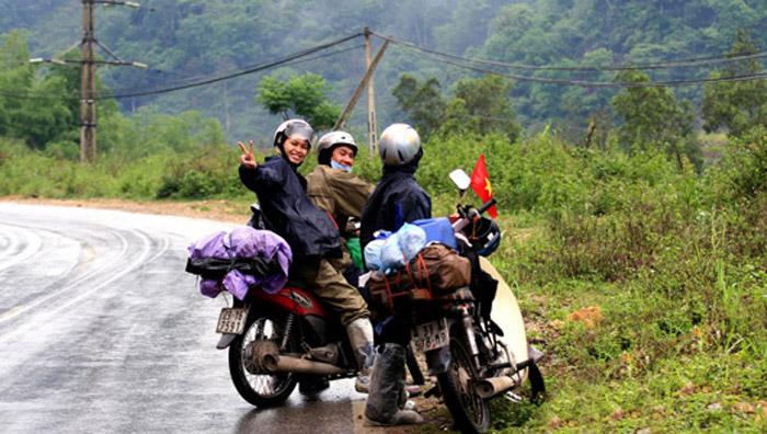 Kinh nghiệm đi phượt an toàn trong mùa bão ở Lào Cai - Sapa