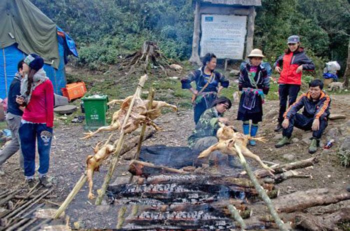 Chinh phục đỉnh Phanxipang Sapa
