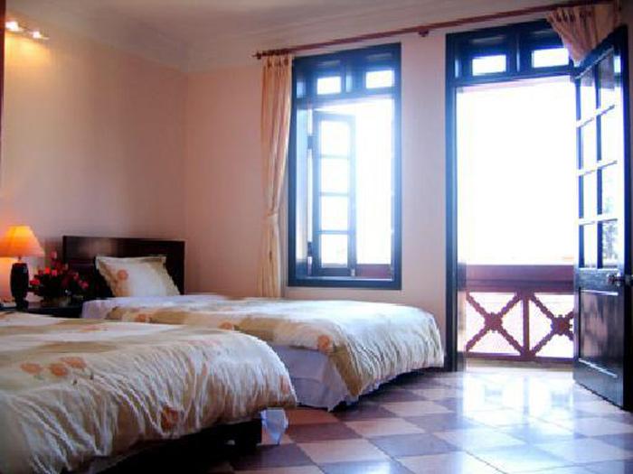 Phòng khách sạn Thiên Ngân Sapa