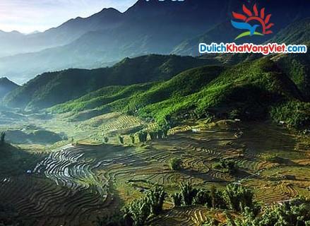Khuyến mại tour du lịch Sapa – Hàm Rồng – Cát Cát – Thác Bạc 2 ngày 3 đêm