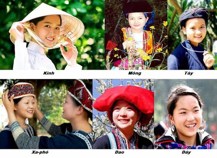 Các dân tộc sinh sống ở Sapa