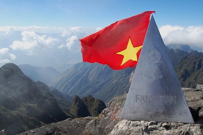 Đỉnh Fanxipang Sapa Lào Cai- nóc nhà Đông Dương