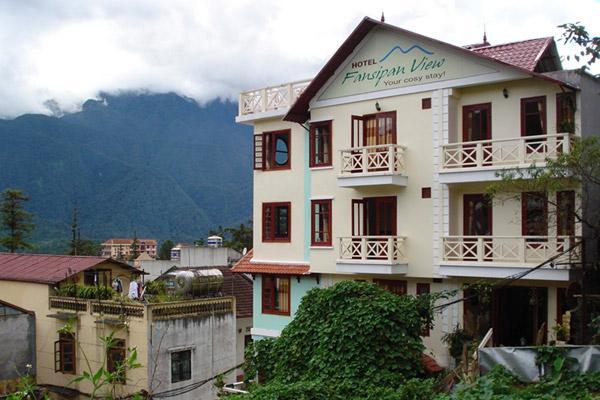 khach san hotel fansipan view