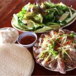 Đi Phú Quốc thưởng thức món gỏi cá trích nổi tiếng