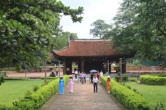 Khu di tích Lam Kinh