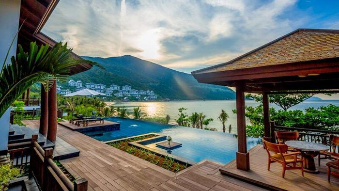 Inter Continental Sun Peninsula resort Đà Nẵng