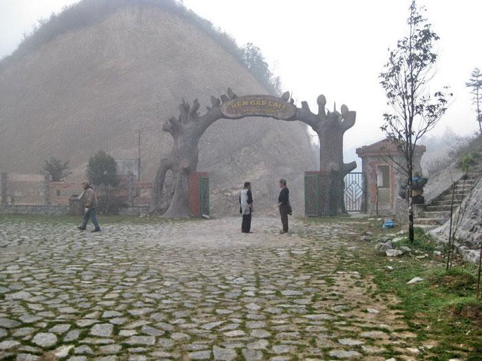 Cổng trời Sapa