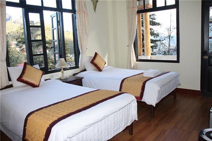 Phòng khách sạn Hoàng Hà