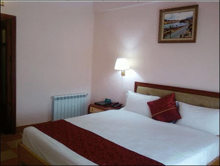 Phòng khách sạn Sapa