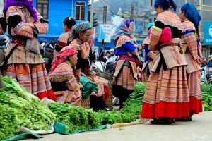 Chợ Sapa Lào Cai