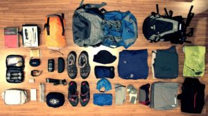 Những vật dụng cần thiết khi đi phượt