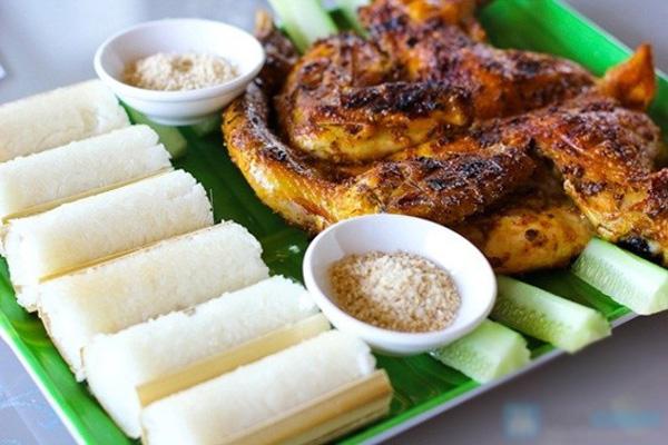 Cơm lam Sapa Lào Cai