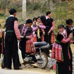 Du lịch Sapa xem tục bắt vợ của người H'Mông