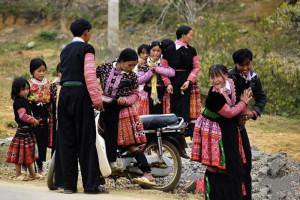 Tục bắt vợ của người H' Mông
