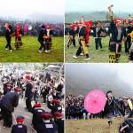 Du lịch Sapa xem lễ hội Tết nhảy độc đáo
