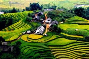 Du lịch Lao Chải Tả Van Sapa