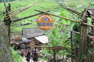 Cát Cát - Bản du lịch nổi tiếng Sapa