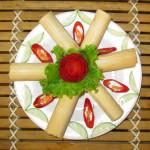 Du lịch Sapa thưởng thức đặc sản cơm lam