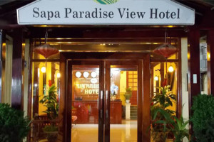 Khách sạn Sapa Paradise View Sapa