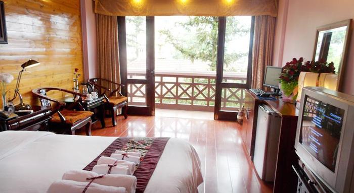 Phòng khách sạn Sapa Paradise View