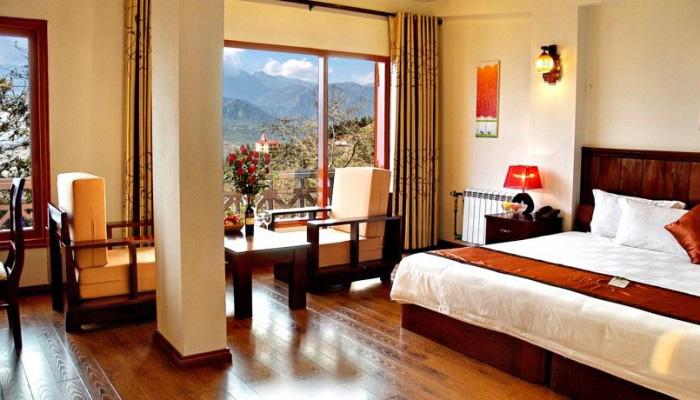 Phòng khách sạn Bamboo