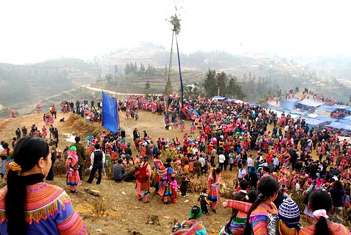 Lễ hội Gầu Tào ở Hà Giang