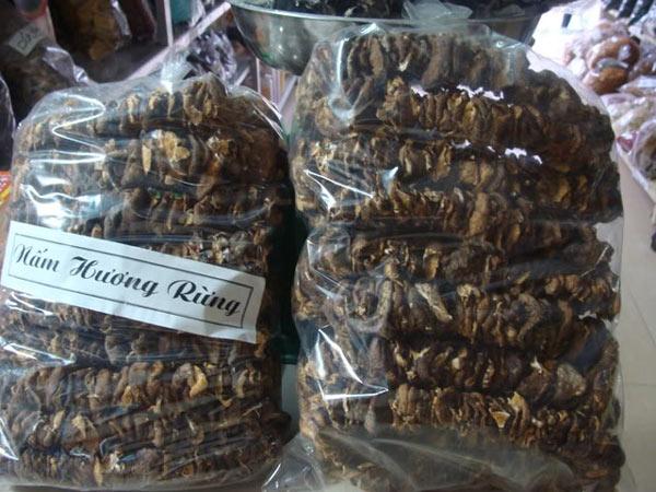 Nấm hương khô Sapa