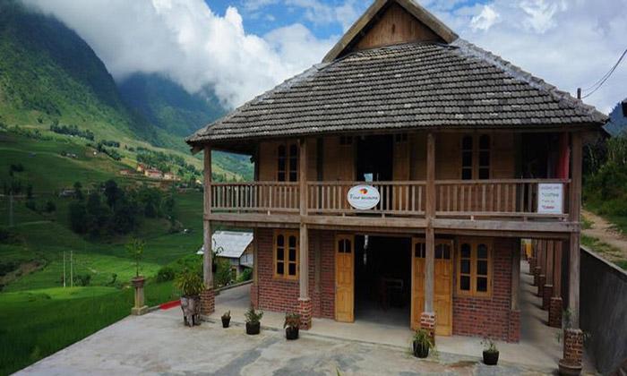 Nhà nghỉ Homestay - Sapa
