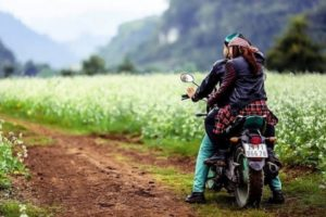Đi phượt Sapa bằng xe máy với những trải nghiệm thú vị trên đường đi