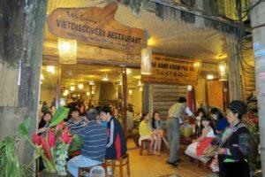 Quán ăn ngon nổi tiếng Sapa