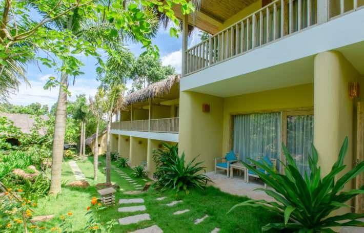 Không gian nghỉ dưỡng tại Lahana Resort & Spa